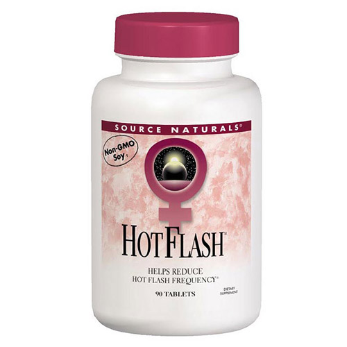 Hot Flash 90 tabs from Source Naturals