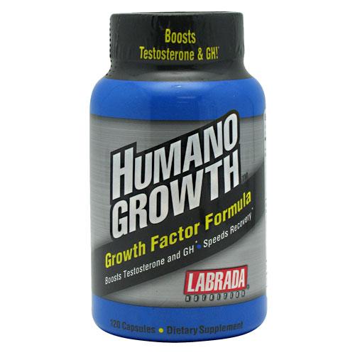 Humano Growth, 120 Capsules, Labrada Nutrition
