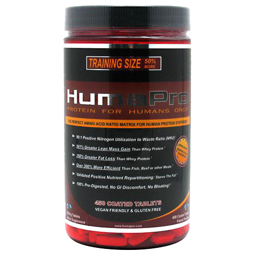 HumaPro Protein Tabs, 450 Tablets, ALR Industries