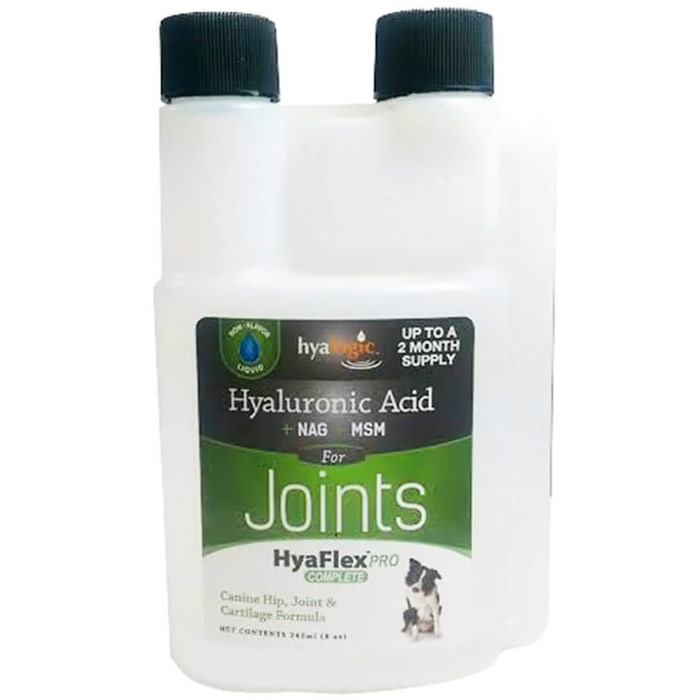 HyaFlex Pro Complete Joint Care Liquid, For Dogs, 8 oz, Hyalogic