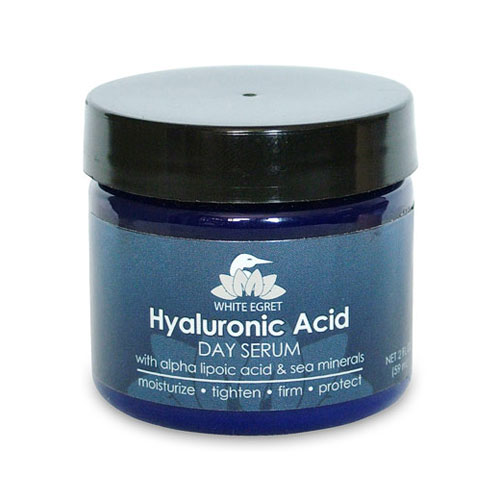 Hyaluronic Acid Day Serum, 2 oz, White Egret