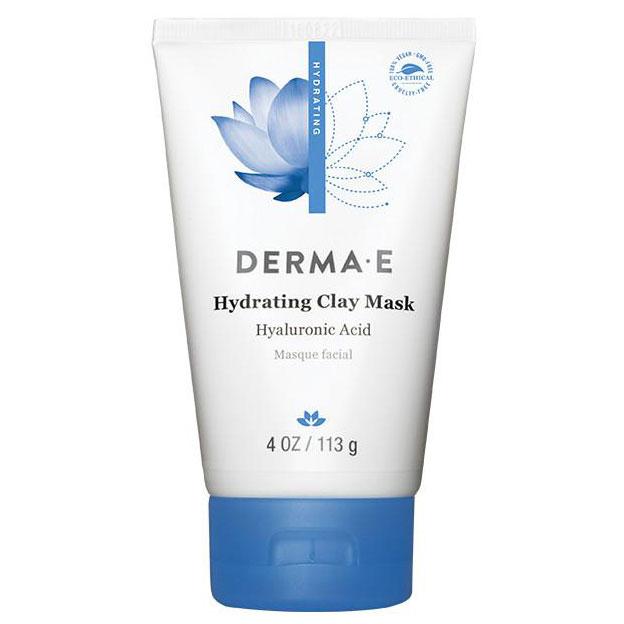 Derma-E Hydrating Mask with Hyaluronic Acid, 4 oz, Derma E