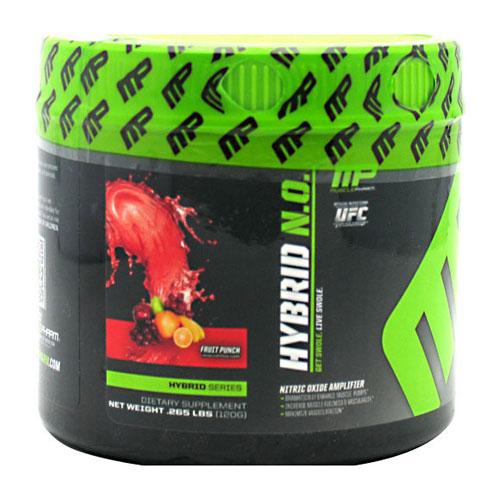 Hybrid N.O. Powder, Nitric Oxide Amplifier, 120 g, Muscle Pharm