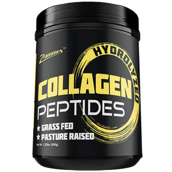 Hydrolyzed Collagen Peptides, 1.32 lb, Zammex Nutrition