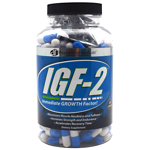IGF-2, Immediate Growth Factor, 240 Capsules, Applied Nutriceuticals - CLICK HERE TO LEARN MORE