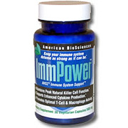 ImmPower AHCC, 30 vegicaps, American BioScience