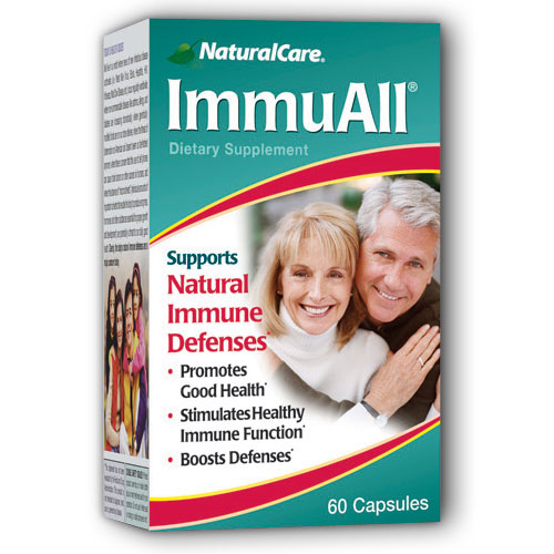 ImmuAll (Immune Defense) 60 caps from NaturalCare