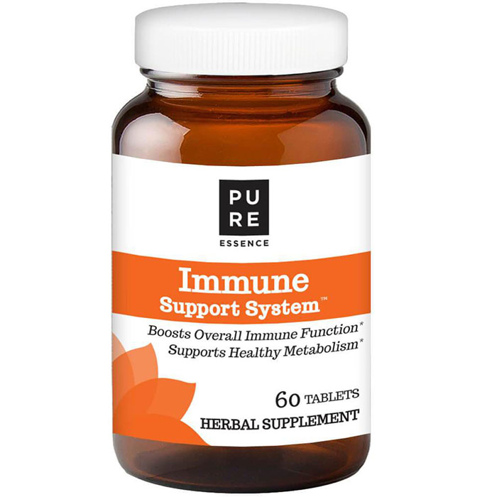 Immune, Cellular Support System, 60 Tablets, Pure Essence Labs
