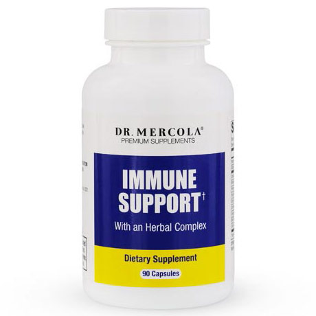 Immune Support, 90 Capsules, Dr. Mercola