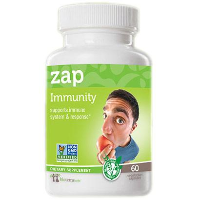 Immunity Zap, Herbal Formula, 60 Vegetarian Capsules, BioTerra Herbs