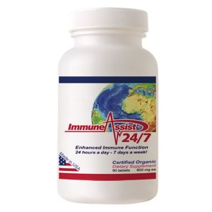ImmuneAssist 24/7, 90 Tablets, Vitamin Research Products - CLICK HERE TO LEARN MORE