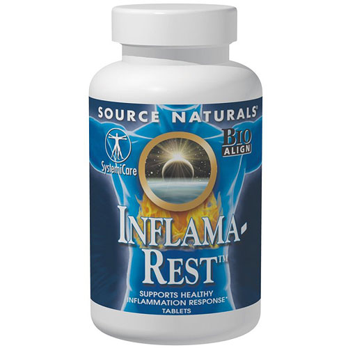 Inflama-Rest Joint Formula 60 tabs from Source Naturals