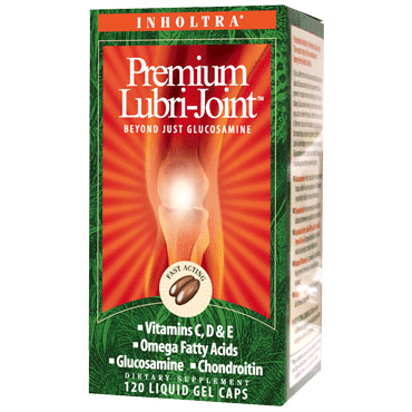 Inholtra Premium Lubri-Joint, Joint Health, 120 Liquid Gel Caps, Natures Secret