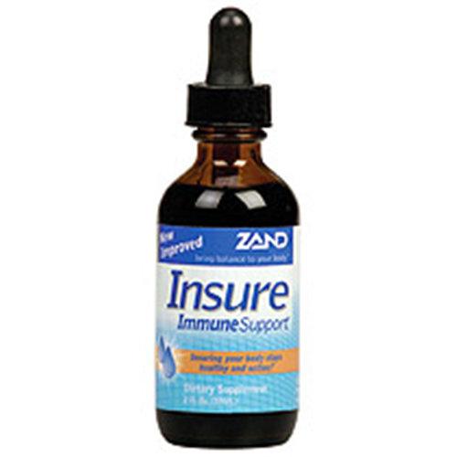 Insure Immune Support Liquid 8 fl oz, Zand