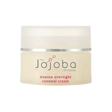 Intense Overnight Renewal Cream, 1.7 oz, The Jojoba Company