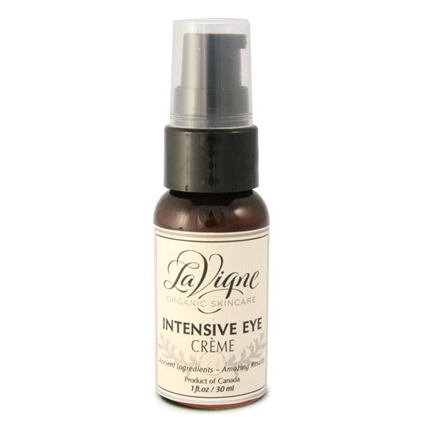 Intensive Eye Creme, 1 oz, LaVigne Organic Skincare
