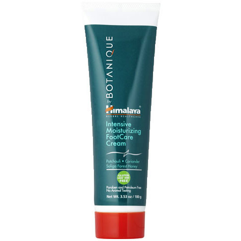 Botanique by Himalaya Intensive Moisturizing Foot Care Cream, 100 g, Himalaya Herbal Healthcare