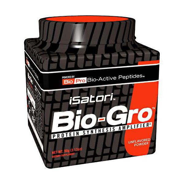 iSatori Bio-Gro Powder, Protein Synthesis Amplifier, Unflavored, 90 g