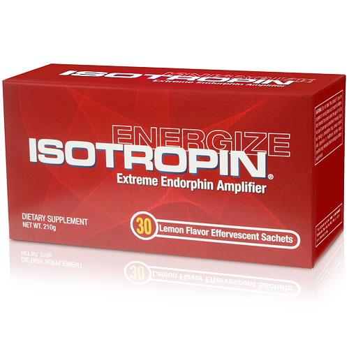 Isotropin Energize Effervescent, 30 Sachets, Newton-Everett