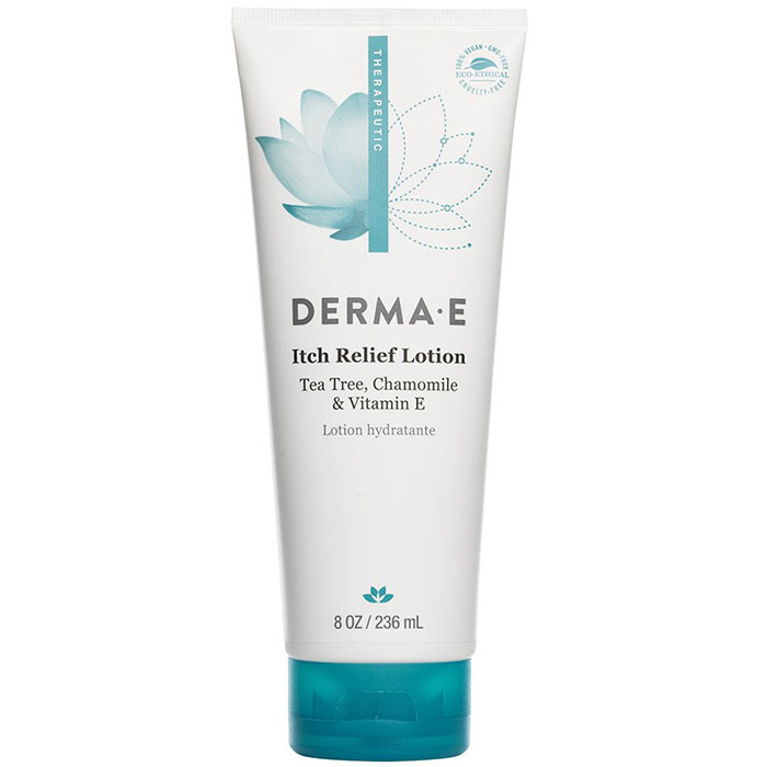 Derma E Itch Relief Lotion, 8 oz