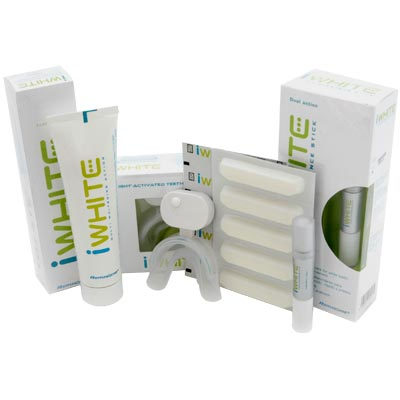 iWhite Tooth Whitening System - Whitening System Bundle - CLICK HERE TO LEARN MORE