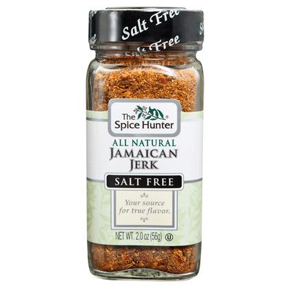 Jamaican Jerk Blend, 2 oz x 6 Bottles, Spice Hunter
