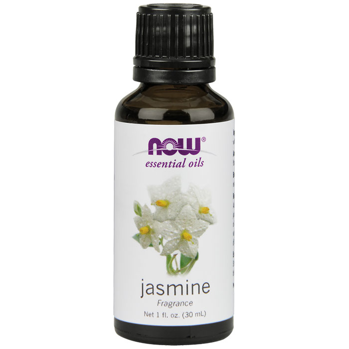 Jasmine Fragrance Oil, 1 oz, NOW Foods