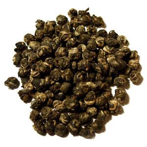 Jasmine Pearls Tea Organic, 4 oz, StarWest Botanicals