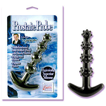 Dr. Joel Kaplan Prostate Probe, California Exotic Novelties