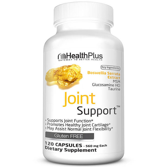 Joint Support (Joint Cleanse), 120 Capsules, Health Plus Inc.