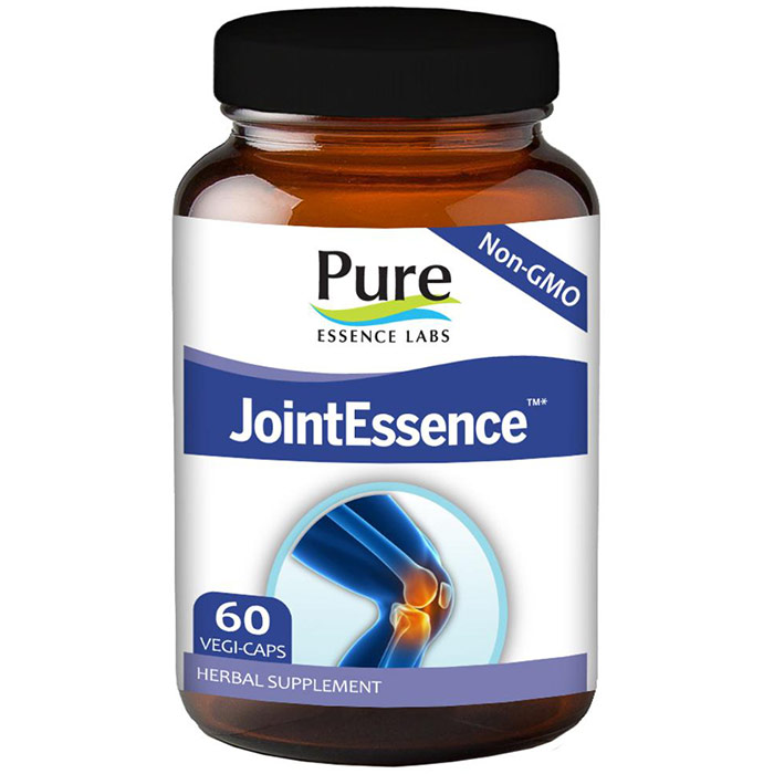 JointEssence, With NEM (Joint Essence), 60 Vegetarian Capsules, Pure Essence Labs