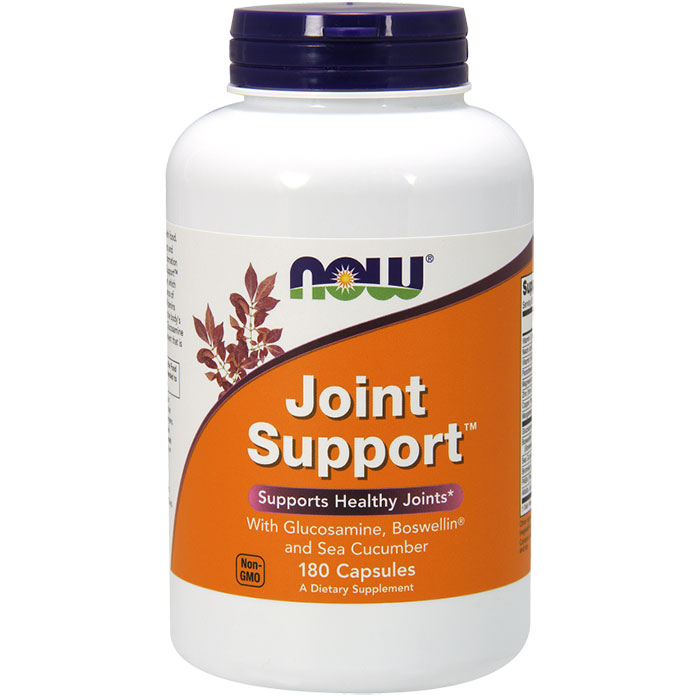 Joint Support, Dr. Balch Recommended, 180 Caps, NOW Foods