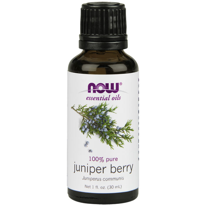 Juniper Berry Oil, 1 oz, NOW Foods