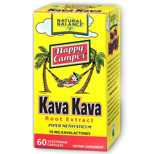 Kava Kava Root Extract, 234 mg, 60 Veggie Caps, Natural Balance