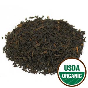 Keemun Congou Flowery Orange Pekoe Tea Organic, 1 lb, StarWest Botanicals