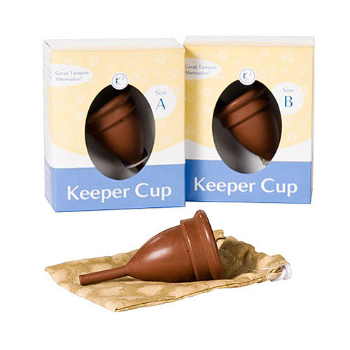 The Keeper Cup Menstrual Cup, Size A, 1 Pack, GladRags