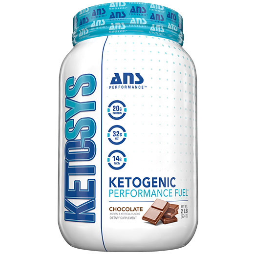 Ketosys, Ketogenic Performance Fuel, 2 lb, ANS Performance