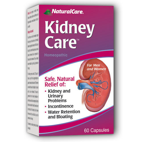 Kidney Care (For Kidney & Urinary) 60 caps from NaturalCare