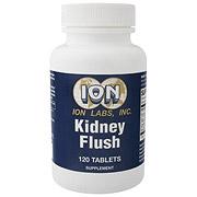 Kidney-Flush Kidney Cleanser 120 tabs, Ion Labs