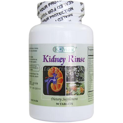 Kidney Rinse, 90 Capsules, K-Max