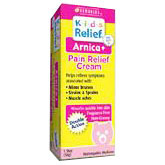 Kids Relief Arnica+ Pain Relief Cream, 1.76 oz, Homeolab USA
