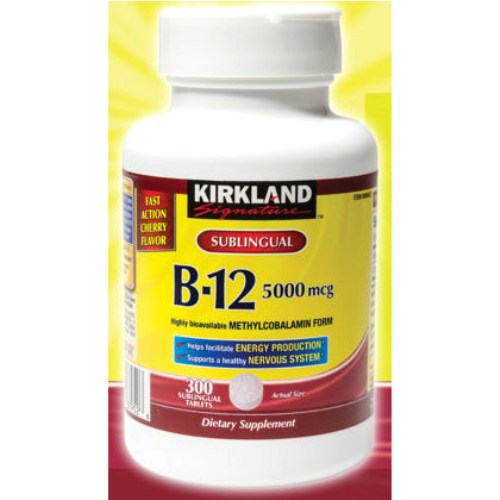 Kirkland Signature Vitamin B-100 Hi-Energy Complex, 250 Tablets - CLICK HERE TO LEARN MORE