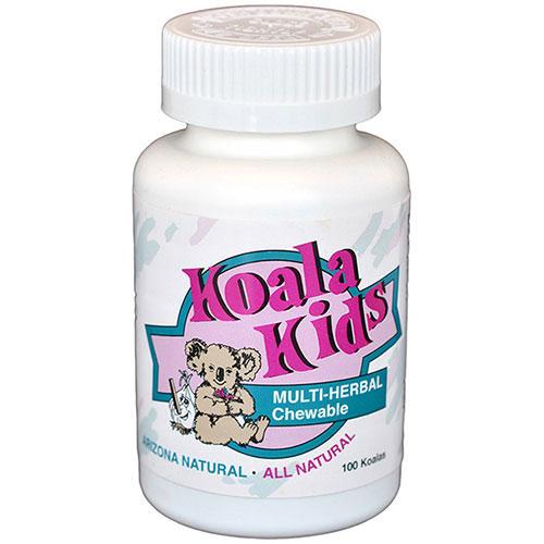 Koala Kids Multi-Herbal Chewable 100 tabs from Arizona Natural