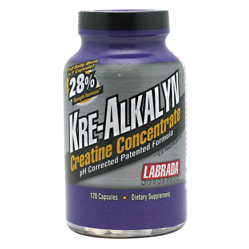 Kre-Alkalyn, 120 Capsules, Labrada Nutrition