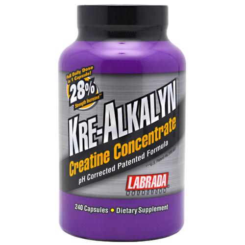 Kre-Alkalyn, 240 Capsules, Labrada Nutrition