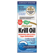 Krill Oil 500 mg (Neptune Krill Oil), 60 Softgels, Natures Way