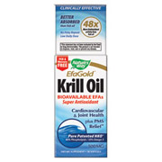 Krill Oil 500 mg (Neptune Krill Oil), 30 Softgels, Natures Way