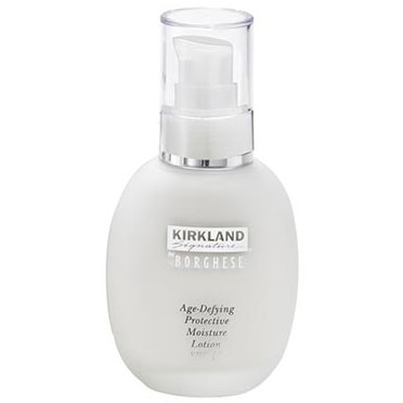 Kirkland Signature by Borghese Age-Defying Protective Moisture Lotion SPF 15, 3.4 oz - CLICK HERE TO LEARN MORE