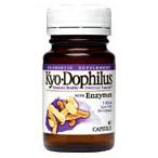 Kyo-Dophilus Acidophilus with Enzymes, 60 caps, Wakunaga Kyolic