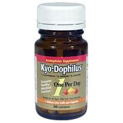 Kyo-Dophilus One Per Day Acidophilus, 30 caps, Wakunaga Kyolic